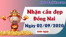 Dự đoán XSDN 2/9/2020 – Dự đoán kết quả xổ số Đồng Nai hôm nay ngày 2/9/2020