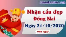 Dự đoán XSDN 21/10/2020 – Dự đoán xổ số Đồng Nai 21/10/2020 hôm nay