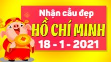 Dự đoán XSHCM 18/1/2021 – Dự đoán xổ số Hồ Chí Minh 18/1/2021 hôm nay