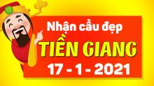 Dự đoán XSTG 17/1/2021 – Dự đoán xổ số Tiền Giang 17/1/2021 hôm nay