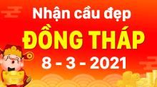 Dự đoán XSDT 8/3/2021 – Dự đoán xổ số Đồng Tháp ngày 8/3/2021 hôm nay