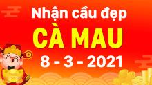 Dự đoán XSCM 8/3/2021 – Dự đoán xổ số Cà Mau ngày 8/3/2021 hôm nay