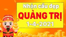 Dự đoán XSQT 1/4/2021 – Dự đoán xổ số Quảng Trị ngày 1/4/2021 hôm nay