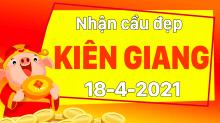 Dự đoán XSKG 18/4/2021 – Dự đoán xổ số Kiên Giang 18/4/2021 hôm nay