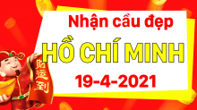 Dự đoán XSHCM 19/4/2021 – Dự đoán xổ số Hồ Chí Minh 19/4/2021 hôm nay