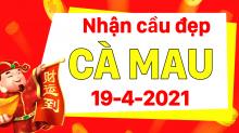 Dự đoán XSCM 19/4/2021 – Dự đoán xổ số Cà Mau ngày 19/4/2021 hôm nay