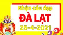 Dự đoán XSDL 25/4/2021 – Dự đoán xổ số Đà Lạt ngày 25/4/2021 hôm nay