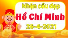 Dự đoán XSHCM 26/4/2021 – Dự đoán xổ số Hồ Chí Minh 26/4/2021 hôm nay