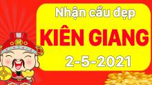 Dự đoán XSKG 2/5/2021 – Dự đoán xổ số Kiên Giang ngày 2/5/2021 hôm nay