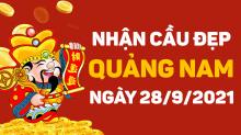Dự đoán XSQNM 28/9/2021 – Dự đoán xổ số Quảng Nam 28/9/2021 hôm nay