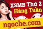 XSMB thứ 2 - Kết quả xổ số miền Bắc thứ 2 hàng tuần - SXMB th2